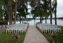 Paradise Cove Weddings / Orlando Harpist - Wedding photos from Paradise Cove, Lake Buena Vista. #Orlando #harpist #paradisecove #harpist #harp #music #musician