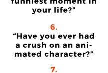 Funny questions
