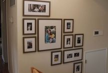 photograph hanging ideas
