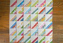 String Blocks & Quilts