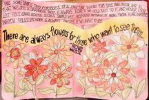 • Art Journaling 2