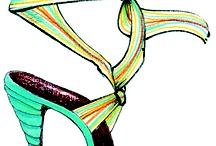 My book Illustrations de mon livre talons hauts par Sophie Fauquenberg / Les illustrations de Sophie Fau pour notre livre : L'Art de porter les talons hauts, les secrets de l'élégance. Éditions Béliveau avril 2012