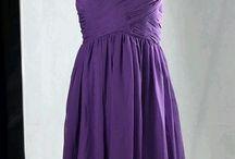 Wedding: Bridesmaids dresses