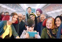 Yeni Türk Hava Yolları Reklamı - Bu Yolculukta Beraberiz