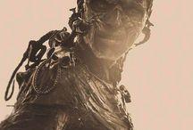 Dead King II: la Peste Nera/ Black Death. / FX CREATOR SFX Makeup Vlad Taupesh (Влад Таупеш) SFX ACTOR Josef Rarach (Йозеф Рарах) Assistant Krisztina Asztalos