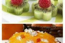 fiori di frutta