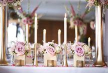 Riverside Brasserie Wedding Styling / Styling ideas as used at the Riverside Brasserie