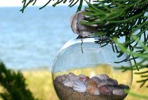 Coastal Christmas / Coastal Beach Christmas Outer Banks