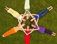 yoga mandalas