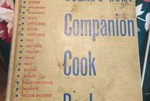 Woman's Home Companion cookbook recipes 1942 / Tried and true recipes and wonderful old school information!