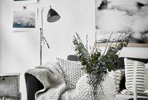 Scandinavian Loungeroom
