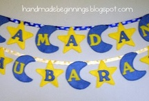 Ramadan Craft / It is always great to get some new decoration ideas for Ramadan