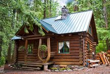 cabins / by Jodi Trussell