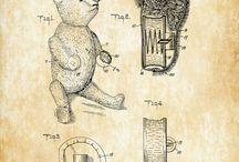 Patent Papper Scrapbooking