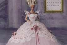 Barbie Dolls / Crochet outfits