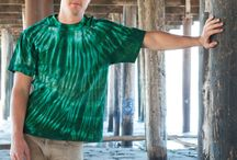 Men's Tops / Tie-dye men's tops. Hand-dyed by Cali Kind Clothing Co.