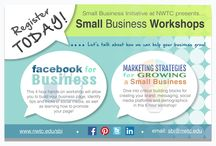 ERC - Small Business Initiative Events / Local events that are hosted by the Small Business Initiative at NWTC