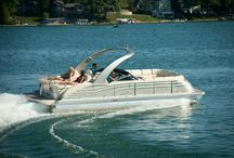 2015 Bennington Pontoon Boat Models / by Bennington Pontoons