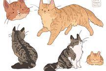 Katzenzeichnem