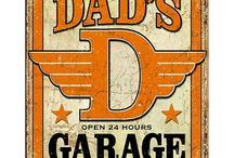 Great Gifts for Dad / Dads are often some of the hardest people to shop for! Here are some ideas for great gifts that your father will love!