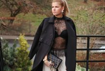 Winter glam / www.themergemagazine.com