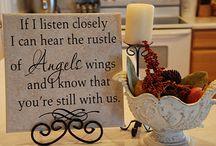 angels / by Tonya Uglow