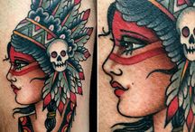 New Traditional / New School / Neo Tattoos