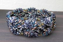 Superduo beads - inspiration
