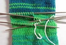 Handarbeit /Stricken