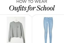 Outfitst for school