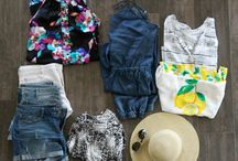 Summer Style / I am partnering up with JCPenney to share some of the summer's most stylish trends.