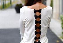 Beautiful backs