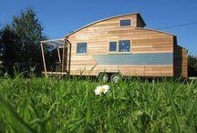 Habitats minimalistes ...! / Habitats minimalistes, alternatifs, écologiques, sains, Tiny house etc..