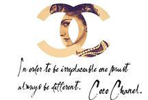 Coco Chanel#Love❤