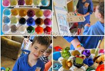 Best Preschool Crafts and Activities that aren't awful / by Amy Rubino