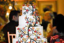 wedding cake ! / ideas for aunts wedding cake