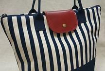 Big zipper bag