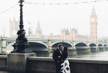 Engagement shoot locations - London