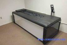 Massage Bed / Solajet Drwave Massage Bed