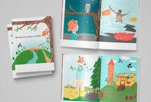 Illustrating, for kids