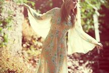 For them hippie chicks / Hobo chic,Hippie chic all the same....they just look soooo relaxed