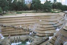water - fountains - baths
