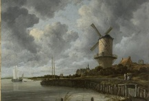 Dutch Skies / Dutch skies are famous throughout the world, largely thanks to the landscapes painted in the Golden Age. / by Jan Van Der Gaag