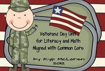 Veterans Day / by Casie Antony