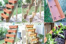 jardin en escala