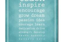 Teaching inspiration / by Hannah Shackley