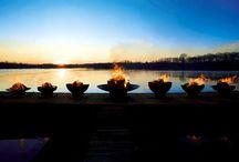 Kominki, Fireplaces / Kominki, piece, kafle, Fireplaces, Stoves,