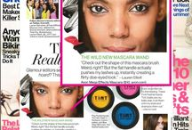 Avon in the News with Mega Effects / News about Avon products