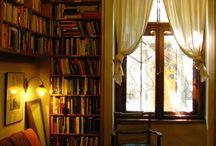 Peaceful, reading, breathe