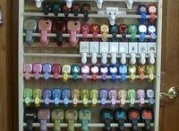 Storage ideas for craftroom